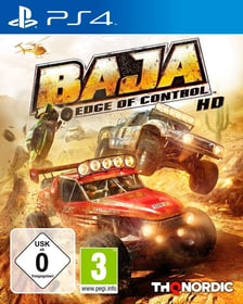 PS4 - Baja: Edge of Control HD Box 785300122141 Photo no. 1