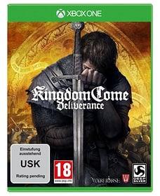 Xbox One - Kingdom Come Deliverance Day One Edition (D) Box 785300131465 Bild Nr. 1