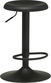 DONATO Tabouret de bar 403719800020 Dimensions L: 40.0 cm x P: 40.0 cm x H: 80.0 cm Couleur Noir Photo no. 1