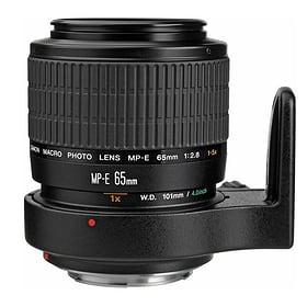 MP-E 65mm 2.8 Macro (1:5) Objectif