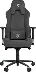 Arozzi Vernazza Soft Fabric Gaming Chair - grau Gaming Stuhl Arozzi 785300155467 Bild Nr. 1