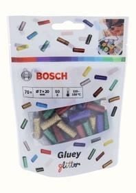 Gluey Glitter-Mix, 70 Stück Heissklebe-Sticks Bosch 616241700000 Bild Nr. 1