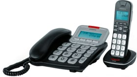 GD61 ABB noir Téléphone fixe Emporia 785300138416 Photo no. 1