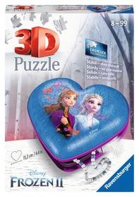 Frozen 2 Heart Puzzle Ravensburger 747511200000 Bild Nr. 1