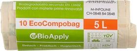 Kompostbeutel, 5 l 631294700000 Bild Nr. 1