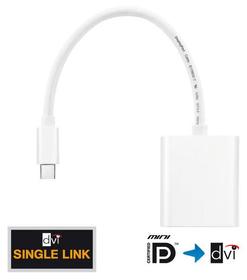 Adapter Mini-DP Thunderbolt / DVI-D 9000034793 Bild Nr. 1