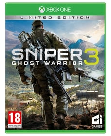 Xbox One - Sniper Ghost Warrior 3 Season Pass Edition Box 785300121984 Photo no. 1