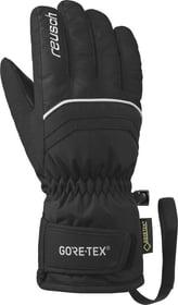 Tommy GTX® Velcro Gants de ski pour enfant Reusch 464583503520 Couleur noir Taille 3.5 Photo no. 1