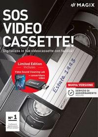 MAGIX SOS Videocassette! [PC] (I) Physique (Box) 785300129435 Photo no. 1