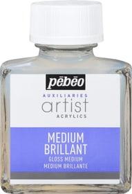 PÉBÉO Auxiliaries Artist Acrylics Gloss Medium 75ml Pebeo 663509930000 Sujet Acrylic glänzendes Malmedium Bild Nr. 1