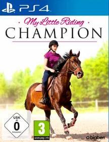 PS4 - My Little Riding Champion (D/F) Box 785300138862 Photo no. 1