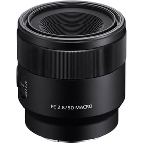 FE 50mm F2.8 Makro obiettivo Obiettivo Sony 793432000000 N. figura 1