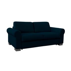 OPUS Canapé-lit 402935500000 Couleur Bleu Dimensions L: 182.0 cm x P: 204.0 cm x H: 82.0 cm Photo no. 1
