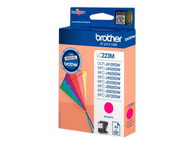 LC-223M  magenta Cartuccia d'inchiostro Brother 795838900000 N. figura 1