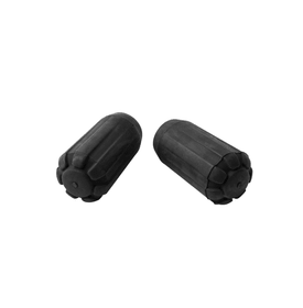 Z-Pole Tip Rubber Tip Protectors Spitzenschoner Black Diamond 464633200000 Bild-Nr. 1