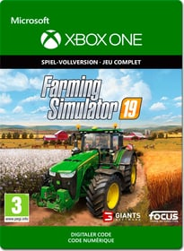 Xbox One - Farming Simulator 19 Download (ESD) 785300140239 Photo no. 1
