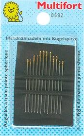 Handnähnadeln Kugelspitze 12 Stk. Multifort 665424800000 Bild Nr. 1
