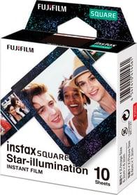 SQUARE 10 Blatt Star Illumi Sofortbildfilm FUJIFILM 785300145652 Bild Nr. 1