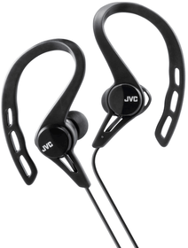HA-ECX20-B - Nero Cuffie In-Ear JVC 785300141734 N. figura 1