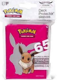 Deck Protect Deck Protector Giochi di società Pokémon 748972100000 N. figura 1