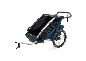 Chariot CROSS 2 Rimorchio Thule 464846500000 N. figura 1