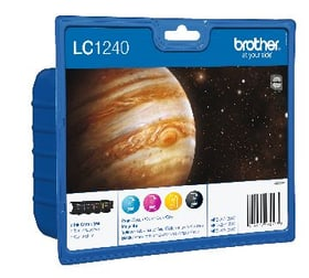 lC-1240VA Valupack color Cartouche d'encre Brother 797530900000 Photo no. 1
