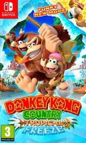 Switch - Donkey Kong Country: Tropical Freeze (I) Box Nintendo 785300132494 Photo no. 1