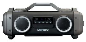 SPR-200BK Bluetooth Lautsprecher Lenco 785300157972 Bild Nr. 1