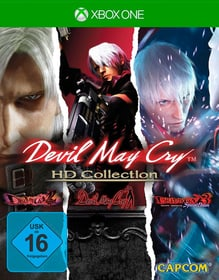 Xbox One - Devil May Cry - HD Collection (D/F/I) Box 785300132160 N. figura 1