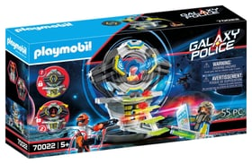 70022 Galaxy Police Coffre-fort spatial avec code PLAYMOBIL® 748038200000 Photo no. 1