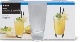 Longdrink Cucina & Tavola 701119800002 Couleur Transparent Dimensions H: 12.0 cm Photo no. 1