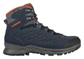 Explorer GTX Mid Chaussures de trekking pour homme Lowa 473323446540 Taille 46.5 Couleur bleu Photo no. 1