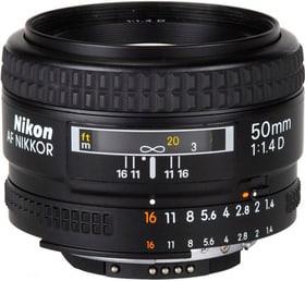 Nikkor AF D 50/1,4 Objectiv Objectif Nikon 793430100000 Photo no. 1