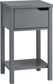 VINCENTE Table de chevet 404498500000 Dimensions L: 34.0 cm x P: 34.0 cm x H: 59.0 cm Couleur Anthracite Photo no. 1