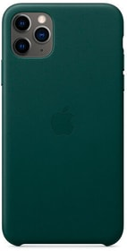iPhone 11 Pro Max Leather Case Forest Green Coque Apple 785300152875 Photo no. 1