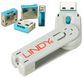 USB Port Locker Starterset LINDY 785300153213 N. figura 1