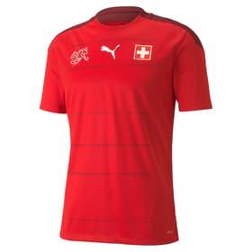 Home Shirt Replica Schweiz Fussball Trikot Nationalmannschaft Puma 498292400430 Grösse M Farbe rot Bild-Nr. 1