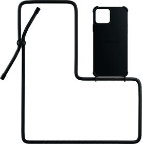 Necklace Case All Black iPhone 12 Pro Max Custodia Urbany's 785300159383 N. figura 1