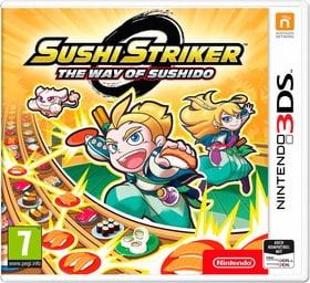 3DS - Sushi Striker: The Way of Sushido (D) Box 785300134076 Photo no. 1
