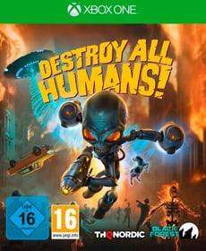 Destroy all Humans Box 785300153143 Lingua Francese Piattaforma Microsoft Xbox One N. figura 1