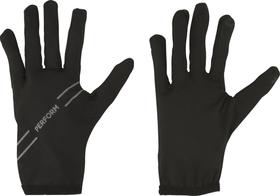 Running-Handschuhe Perform 463602901320 Farbe schwarz Grösse S/M Bild-Nr. 1