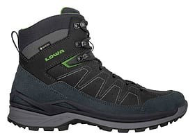 Toro Evo GTX Mid Chaussures de randonnée pour homme Lowa 473332447083 Taille 47 Couleur gris foncé Photo no. 1