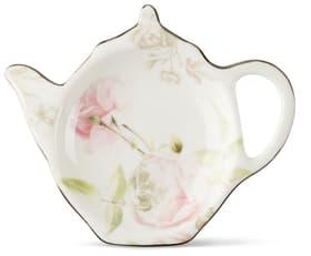 BLOSSOM Assiette à thé Cucina & Tavola 700160600005 Dimensions P: 10.0 cm x H: 2.0 cm Couleur Rose Photo no. 1