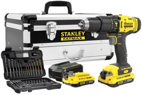 18 Li-2 Set Schlagbohrschrauber Stanley Fatmax 616128700000 Bild Nr. 1