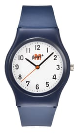 orologio blu / bianco Orologio M-Budget 760525600040 N. figura 1