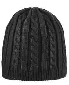 Bonnet pour homme Bonnet pour homme Areco 460511499920 Couleur noir Taille One Size Photo no. 1