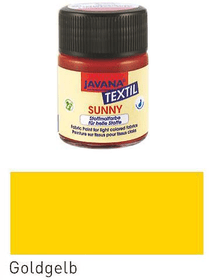 Textil Sunny 50ml C.Kreul 665527100060 Farbe Gelb Bild Nr. 1