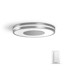 BEING Lampada da parete/Plafoniera Philips hue 420387900000 Dimensioni A: 5.1 cm x D: 34.8 cm Colore Color argento N. figura 1