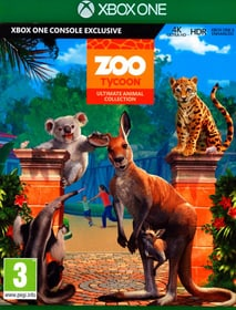 Xbox One - Zoo Tycoon Ultimate Animal Collection Box 785300129857 N. figura 1