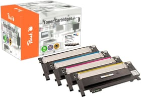 Multipack Samsung CLT-406S BK/C/M/Y Cartouche de toner Peach 785300154254 Photo no. 1